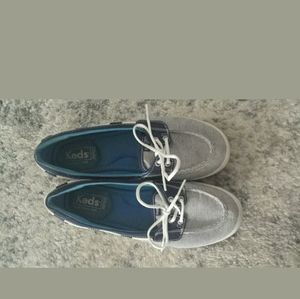 Keds ortholite boat shoes